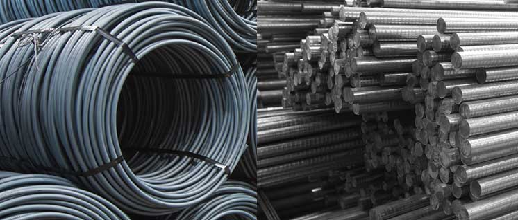 Hot-rolled alloy structural steel (bars and coils)