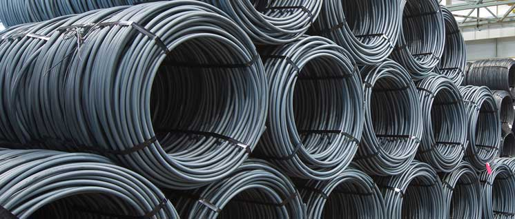 Hot rolled steels for quenched and tempered springs (Garret)
