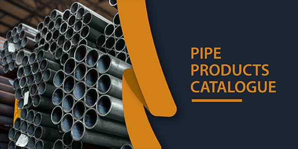 Pipe products catalogue